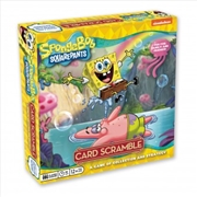 Spongebob Square Pants Card Scramble | Merchandise
