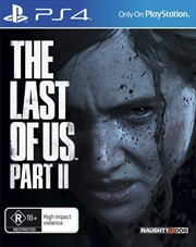 Last Of Us: Part 2 | PlayStation 4