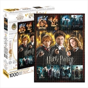 Harry Potter - Movie & Trio - 1000 Piece Puzzle | Merchandise