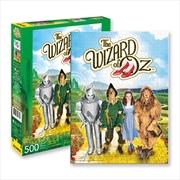 Wizard Of Oz - 500 Piece Puzzle | Merchandise