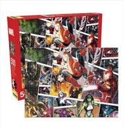 Marvel Panels 500 Piece Puzzle | Merchandise