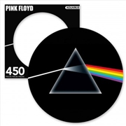 Dark Side Of The Moon - Pink Floyd 450 Piece Picture Disc Puzzle | Merchandise
