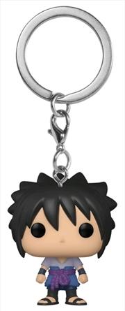 Naruto: Shippuden - Sasuke US Exclusive Pocket Pop! Keychain [RS] | Pop Vinyl