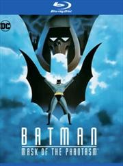 Batman: Mask Of The Phantasm | Blu-ray