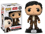 Star Wars - Poe Dameron Episode VIII The Last Jedi Pop! Vinyl | Pop Vinyl