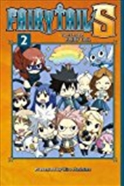 Fairy Tail S Volume 2 | Paperback Book