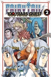 Fairy Tail: 100 Years Quest 2 | Paperback Book
