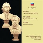 Mozart / Schubert - Symphonies | CD