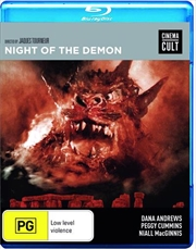 Night Of The Demon | Blu-ray