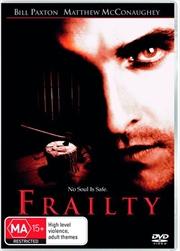 Frailty | DVD