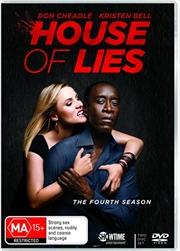 House Of Lies - Season 4 | DVD
