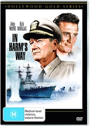 In Harm's Way | DVD