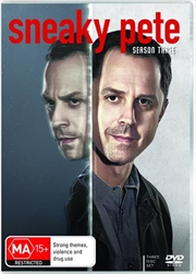Sneaky Pete - Season 3 | DVD