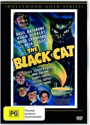 Black Cat | Hollywood Gold, The | DVD