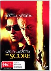 Score, The | DVD