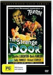 Strange Door | Hollywood Gold, The | DVD