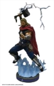 Thor 1:10 Scale Pvc Statue | Merchandise
