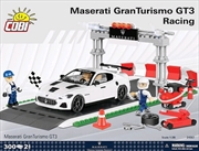 Maserati - Gran Turismo GT3 R 300 piece Construction Set | Miscellaneous