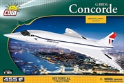 Concorde - Concorde 450 piece Construction Set | Miscellaneous