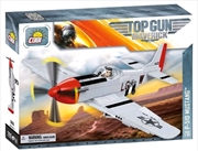 Top Gun - Mustang P-51D 1:35 scale 265 pieces Construction Set | Miscellaneous