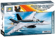 Top Gun - F/A-18E Super Hornet Limited Edition 1:48 scale 570 pieces Construction Set | Miscellaneous