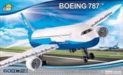 Boeing - 787 Dreamliner 600 piece Construction Set | Miscellaneous