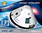 Boeing - Starliner 227 piece Construction Set | Miscellaneous
