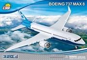Boeing - 737 8 Max 320 piece Construction Set | Miscellaneous