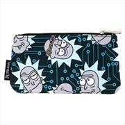 Rick and Morty - Computer Chip Pouch | Merchandise