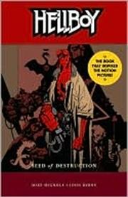 Hellboy Volume 1   Paperback Book
