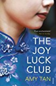 The Joy Luck Club   Paperback Book