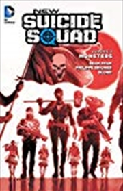 New Suicide Squad Vol. 2: Monsters | Paperback Book