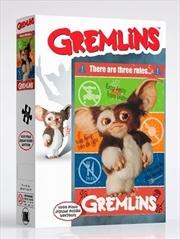 Gremlins 3 Rules 1000 Piece Puzzle | Merchandise