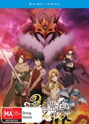 Yu-No - A Girl Who Chants Love At The Bound Of This World - Part 2 - Eps 14-26 | Blu-ray