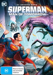 Superman - Man Of Tomorrow | DVD