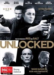 Unlocked | DVD