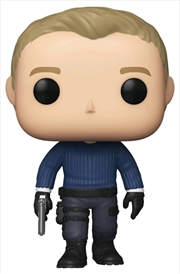 James Bond - Daniel Craig (No Time To Die) Pop! Vinyl | Pop Vinyl
