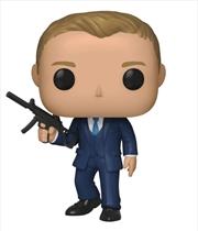 James Bond - Daniel Craig (Quantum of Solace) Pop! Vinyl | Pop Vinyl