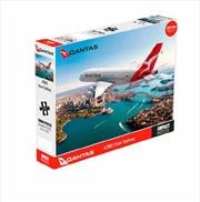Qantas A380 1000 Piece Puzzle | Merchandise