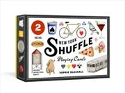 New York Shuffle Playing Cards | Merchandise