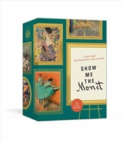 Show Me the Monet : A Card Game for Wheelers and (Art) Dealers | Merchandise