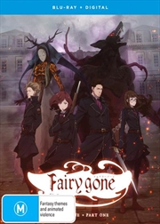 Fairy Gone - Part 1 - Eps 1-12 | Blu-ray