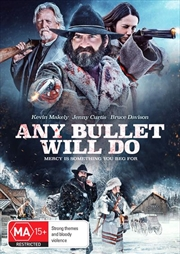 Any Bullet Will Do | DVD