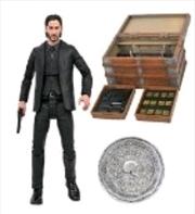 John Wick - Deluxe Action Figure Box Set | Merchandise
