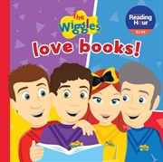 Wiggles Love Books | Paperback Book