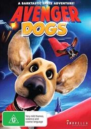 Avenger Dogs | DVD