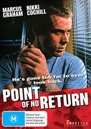 Point Of No Return | DVD