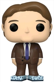 The Office - Kevin with Tissue Box Shoes US Exclusive Pop! Vinyl [RS] | Pop Vinyl