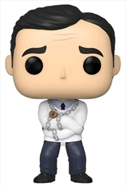 The Office - Straitjacket Michael Pop! Vinyl | Pop Vinyl