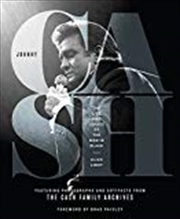 Johnny Cash: The Life and Legacy of the Man in Black | Hardback Book
